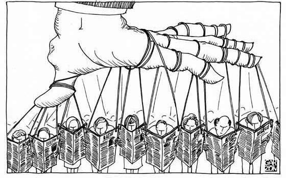 Rueda la Prensa - ¿A Quién le Sirve el Cuarto Poder?