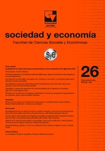 revista Sociedad y Economía