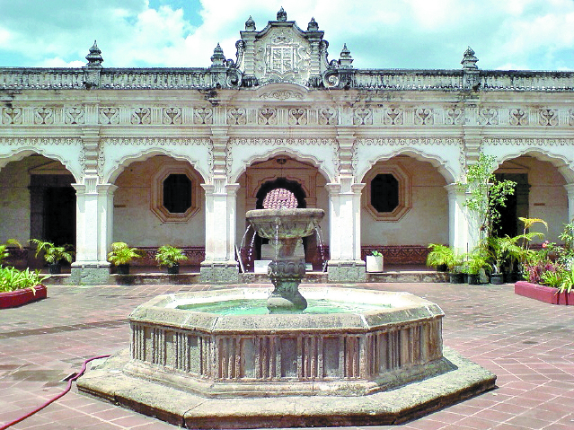 Universidad de San Carlos en Antigua Guatemala