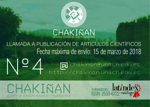 chakiñan