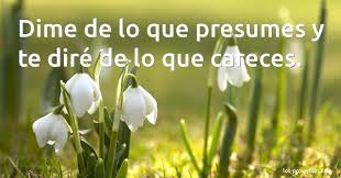 presumes
