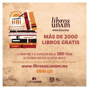 libros unam