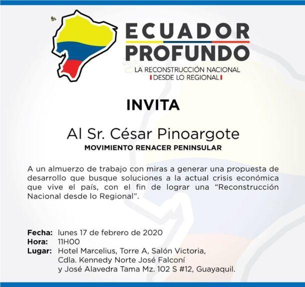 Ecuador profundo