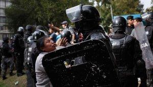 levantamiento indígena